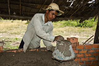 Energy-effecient cook stove | by UNDPCambodia