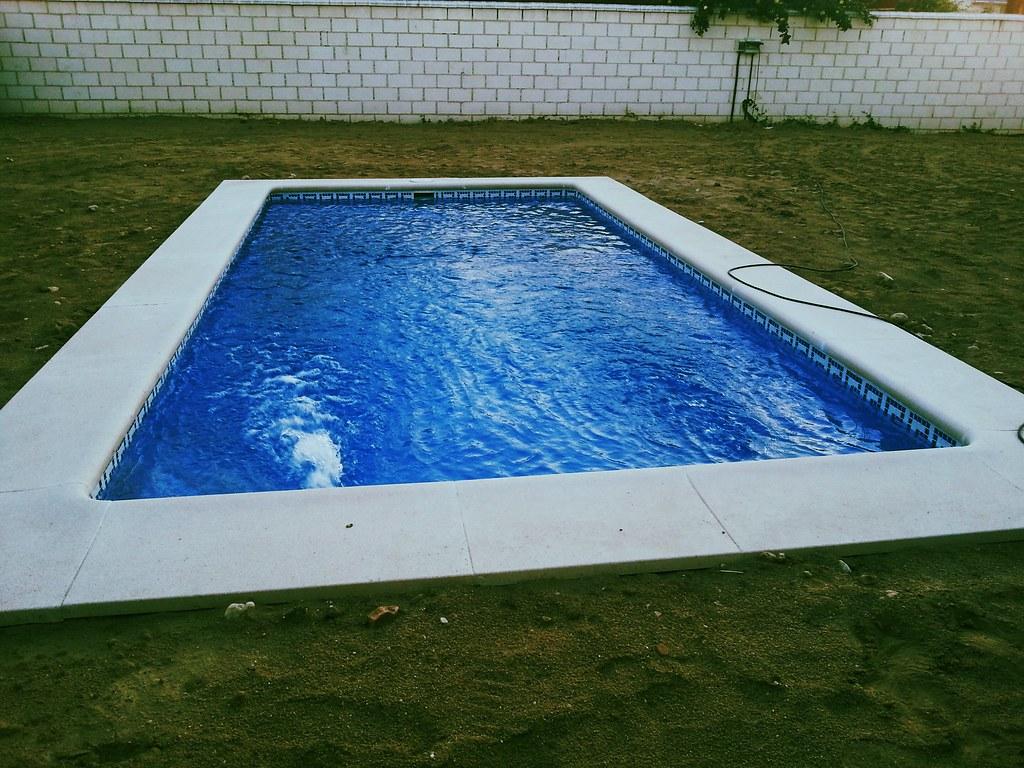 piscina 6x4 vicho construcciones y reformas flickr