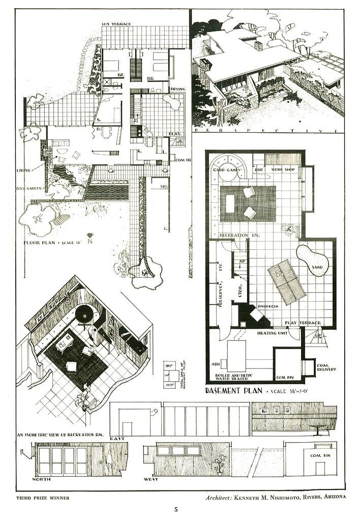 Architect: Kenneth Nishimoto - Twenty New Prize Contest Sm ...