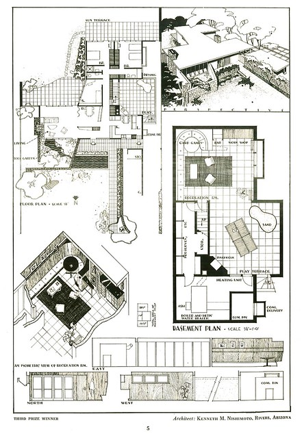 Architect kenneth nishimoto twenty new prize contest for Small house design competition