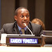 Chairman of UNIDO Kandeh Yumkella at the MDG Success event