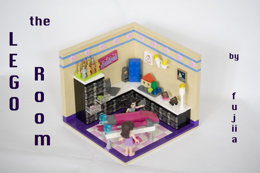 lego friends high school instructions