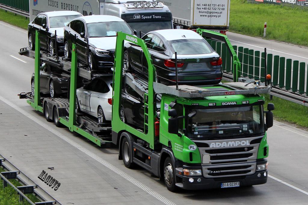 Scania P Streamline Adampol Pl Lukasz Flickr