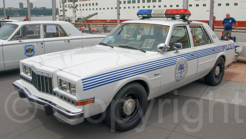 Dodge Police Car Uk
