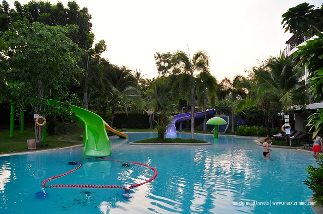 Kid's Pool at Holiday Inn Resort Krabi