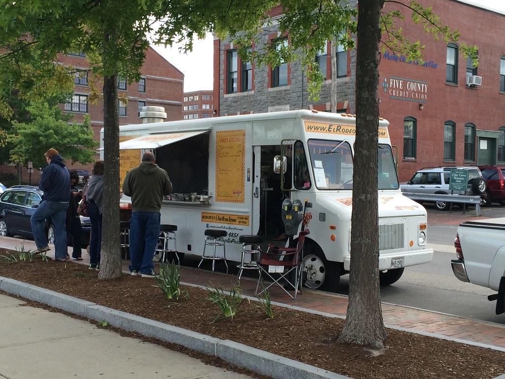 Korean Mexican Food Truck Portland Maine