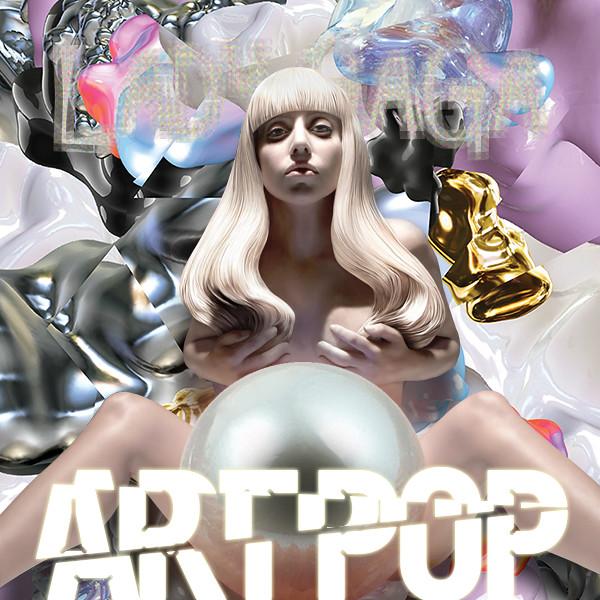 Lady GaGa - ARTPOP (Album Cover)
