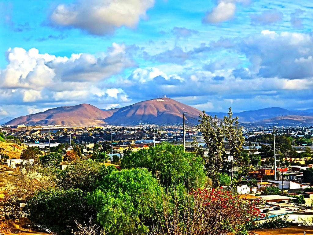 cerro colorado en Tijuana | Guillermo Buelna | Flickr