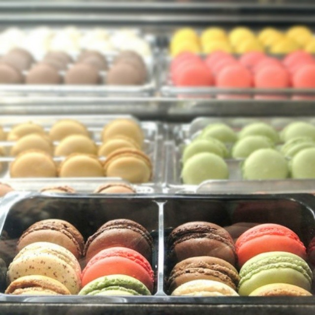 Something I miss from Paris #macaroons #Paris