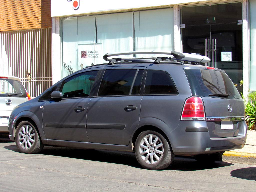 Chevrolet Zafira 1 9 Cdti Essentia 2008