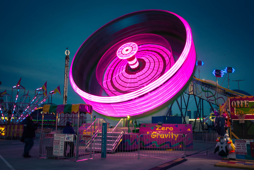 Fort Worth Stock Show And Rodeo Midway Carnival Www