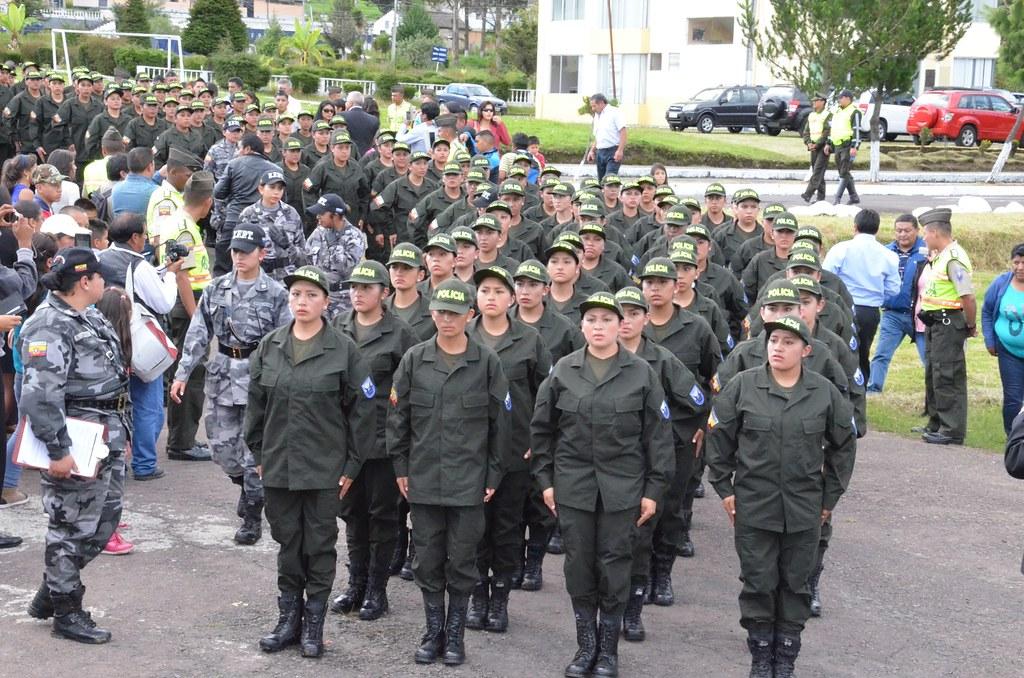 San pablo del lago cuenca y santa elena son los otros tre for Ministerio del interior policia nacional del ecuador