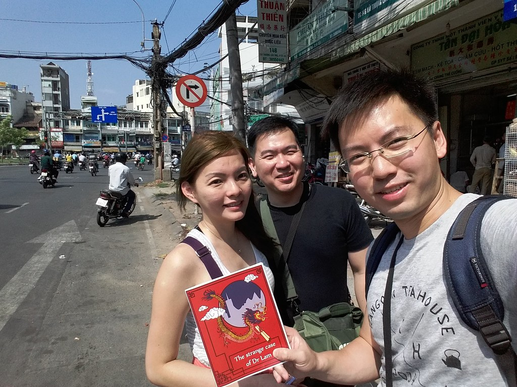 Murder in Saigon - Alvinology