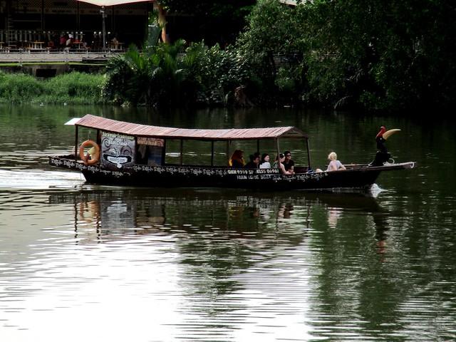Sarawak River boat cruise
