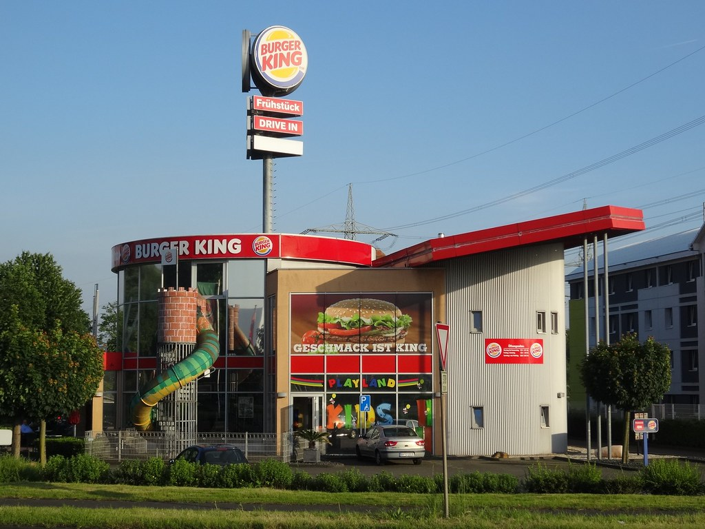 frechen burger king restaurant harry nl flickr. Black Bedroom Furniture Sets. Home Design Ideas
