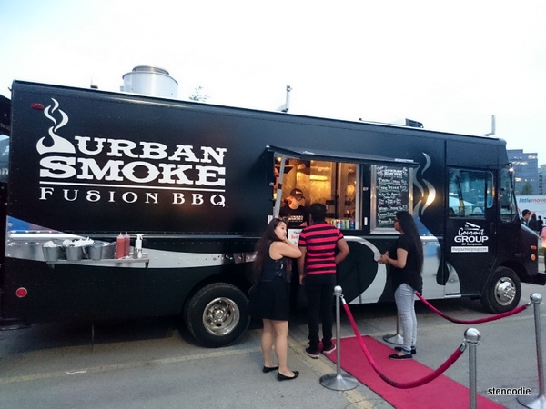 Urban Smoke Fusion BBQ food truck