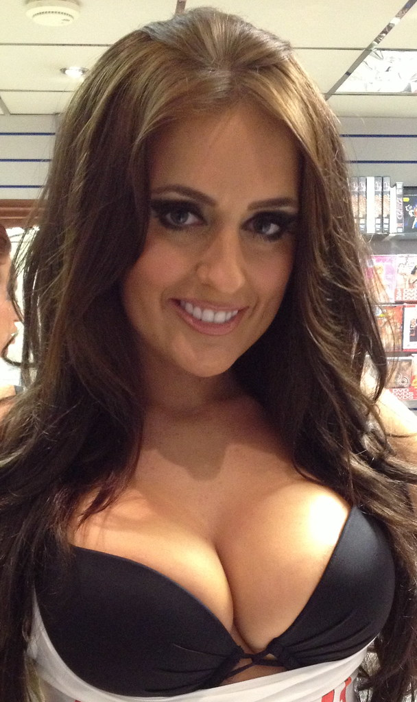 Emma Green Welsh Valley S Glamour Girl In Manchester