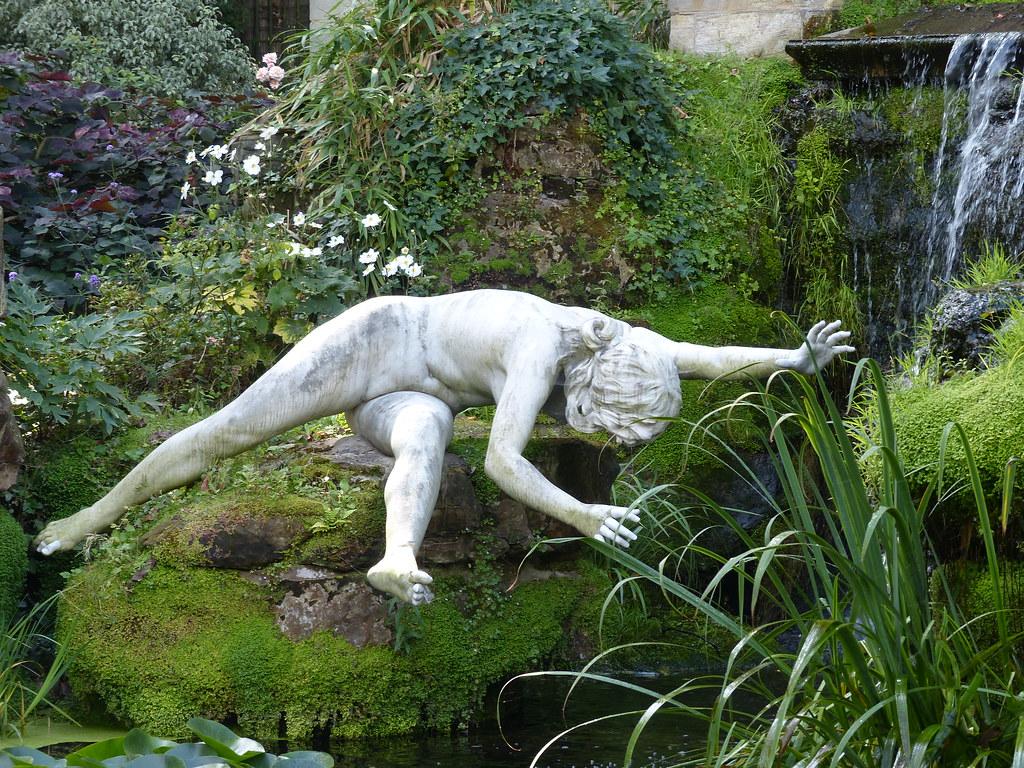 York House Gardens Statues Twickenham The Larger Than