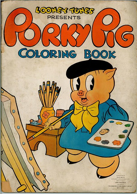 looney_porky_coloring