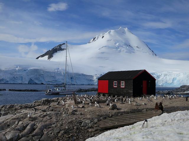 Port lockroy antarctica flickr photo sharing for Port lockroy