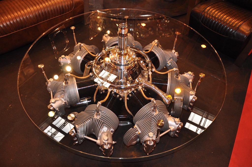 table basse moteur d 39 avion delta03sb flickr. Black Bedroom Furniture Sets. Home Design Ideas