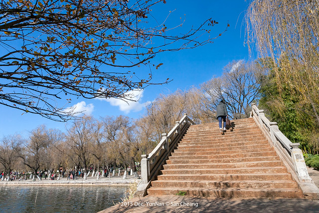 大觀樓公園