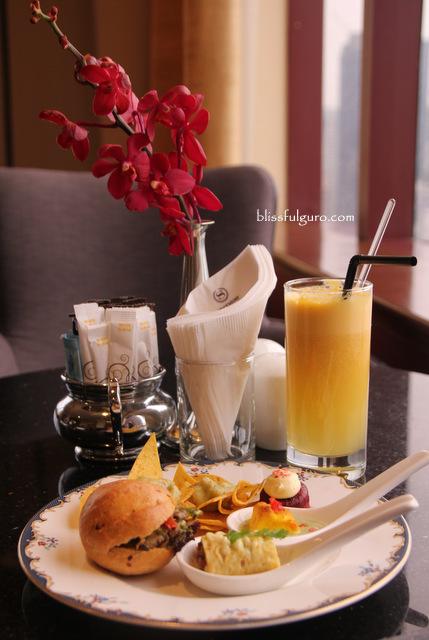 Sheraton Imperial Kuala Lumpur Hotel Club Lounge