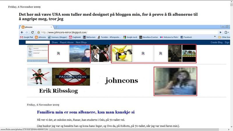 mer om angrep på bilder blogg