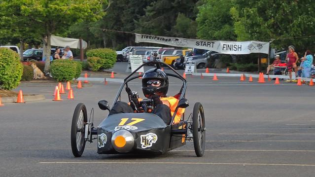 Electrathon Car Racing