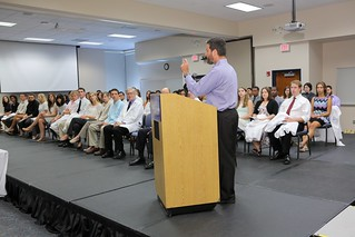 Graduate Student Oath Ceremony 2013 | by Penn State Hershey