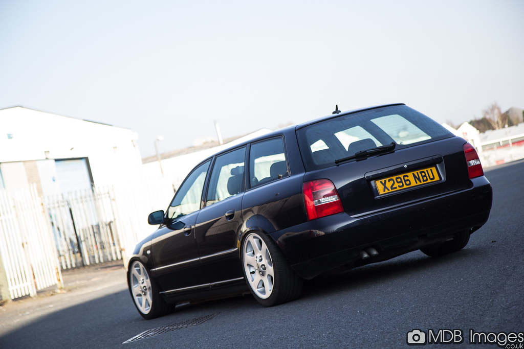 Dan S Audi A4 B5 Mathew Bedworth Flickr