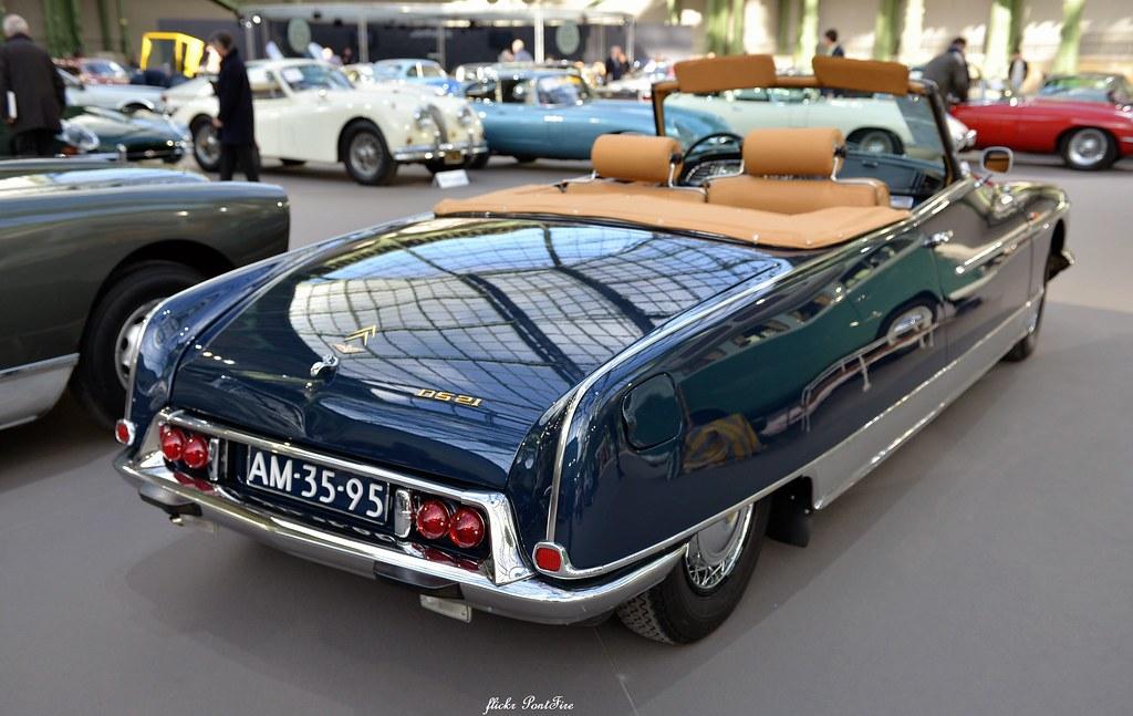 1967 Citroën DS21 cabriolet Le Caddy