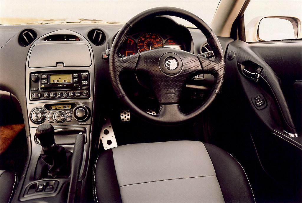 Toyota Celica 2005 Interior The Incredible Toyota Celica