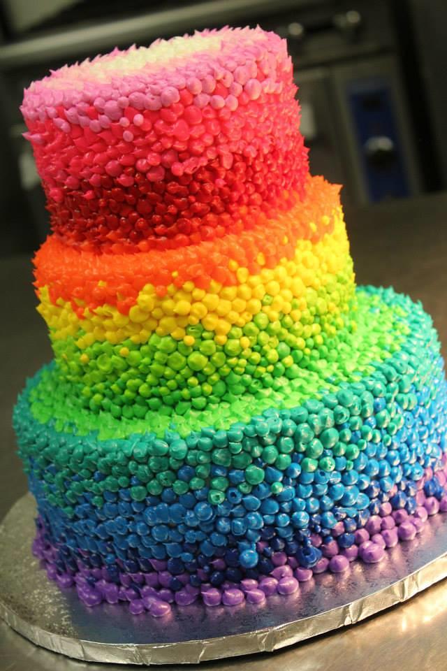Amazing Rainbow Cakes And Desserts