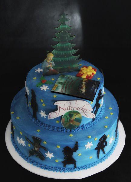 Nutcracker Cake Pan