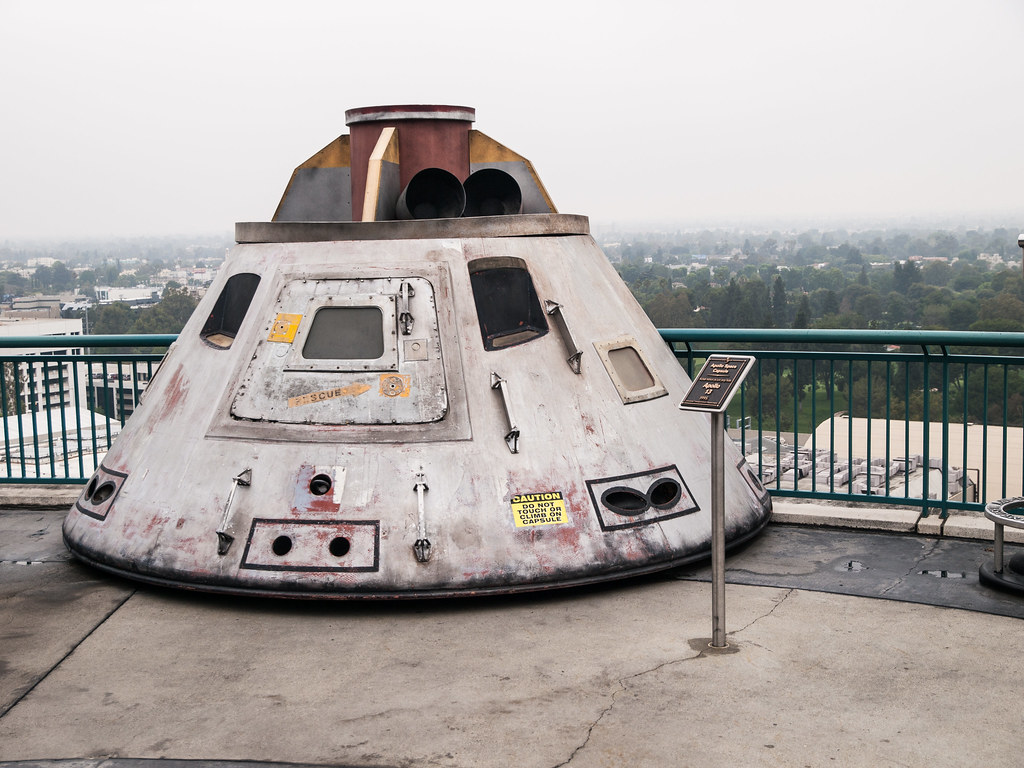 apollo high school space capsule - photo #36