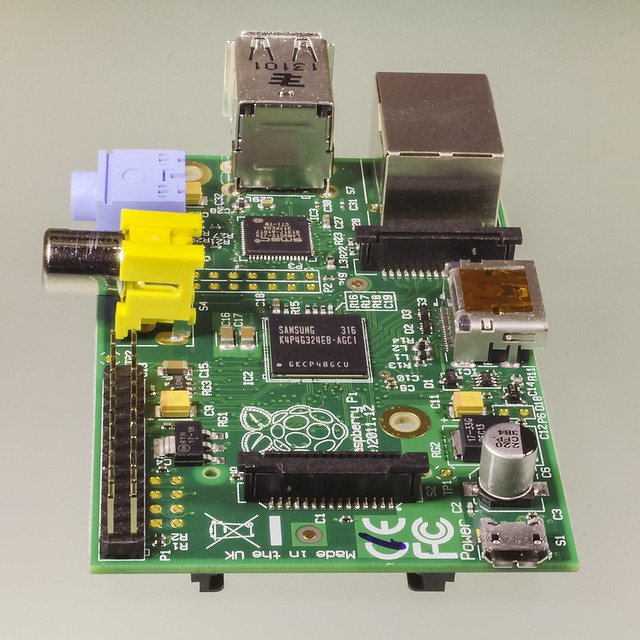 how to hide the flash sing in raspberry pi
