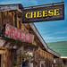 Cheese Sandwich in Fishtown Leland, Michigan
