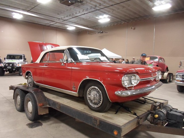 1964 Chevrolet Corvair Turbo