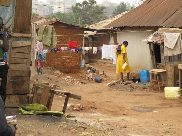 Age of Zinc   Kampala, Uganda