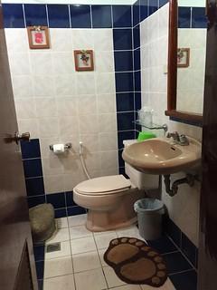 PIC: Fernandos Hotel - Bathroom