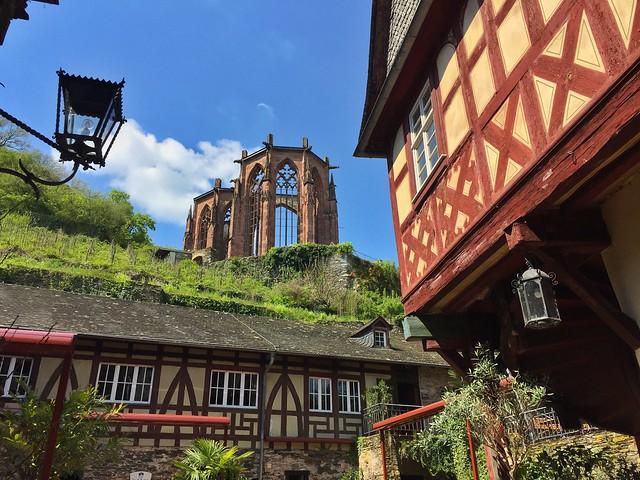 Fotografía de Bacharach (Alemania)