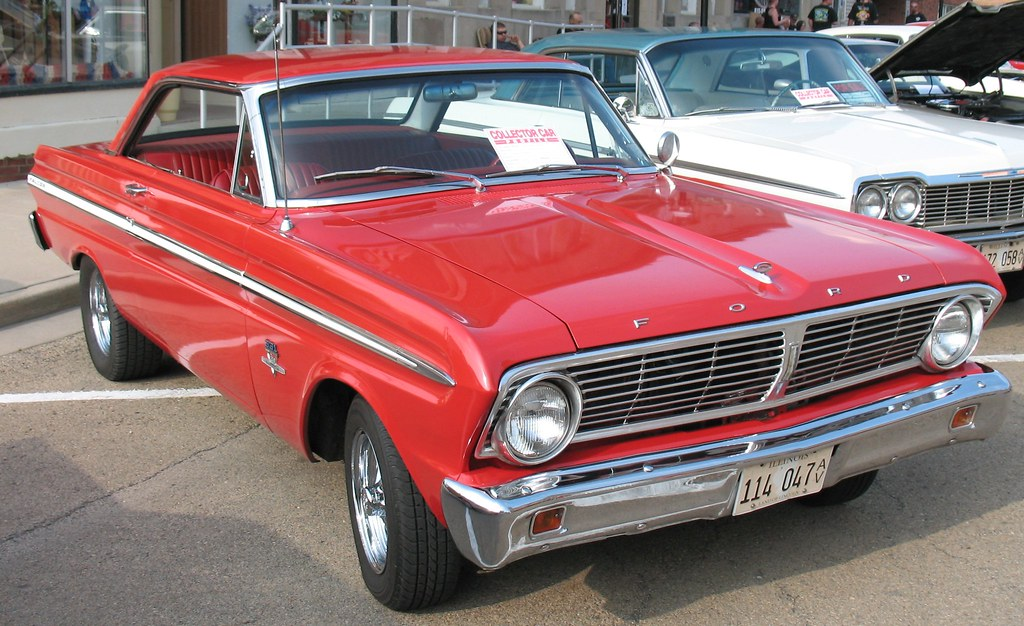 64 Falcon Sprint This Falcon Sprint Was Seen At The