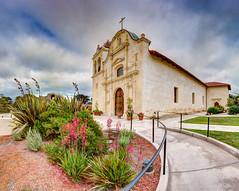 San Carlos Cathedral - Monterey, CA