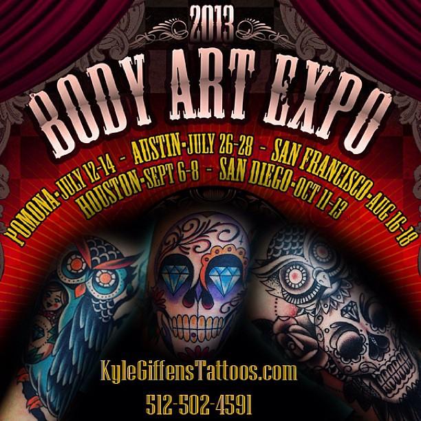 Body Art Austin Tx