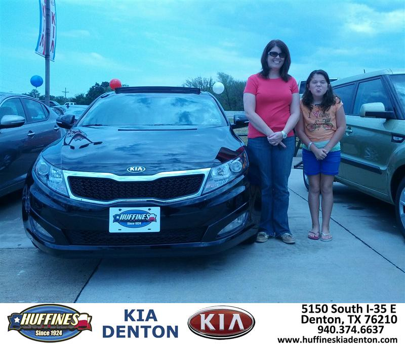 Thank You To Angela Montoya On Your New Kia From William E