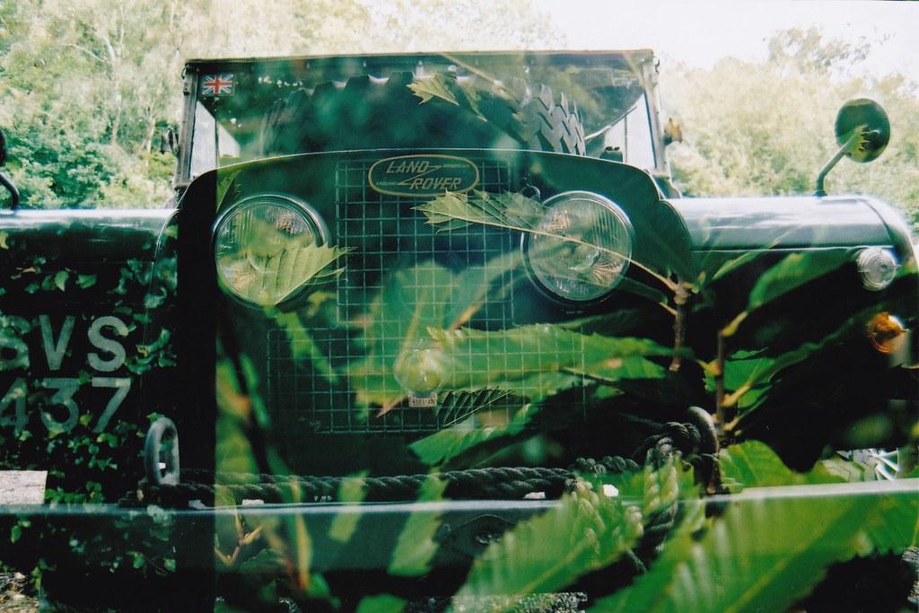 Vehicles Trees Film Swap 13