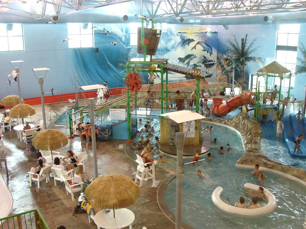 Family Funplex Adventure Island Indoor Waterpark Greeley