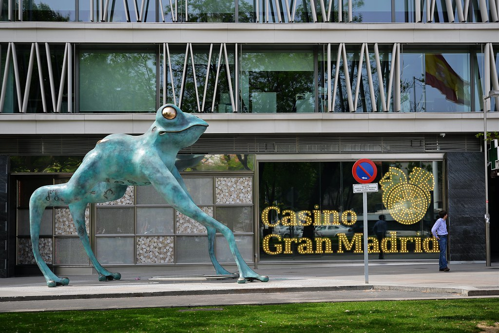Casino gran madrid paseo recoletos