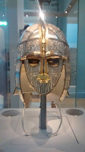 Sutton Hoo treasures at British Museum June 16 (2)